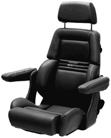Sun marine seats - Stoel aangewezen ...